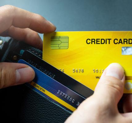 Krypto-Debitkarte